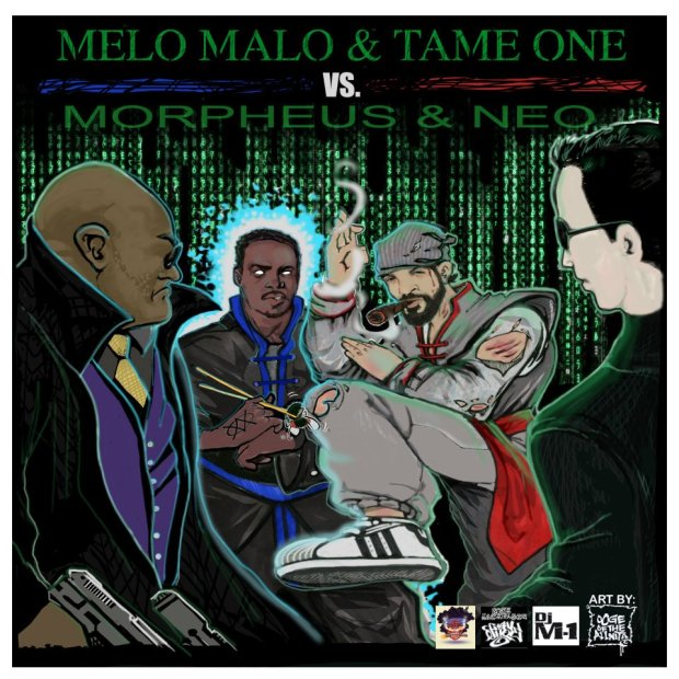 MELO MALO & TAME ONE VS MORPHEUS & NEO